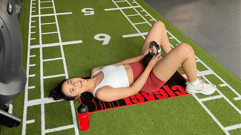 Training im Fitnessstudio